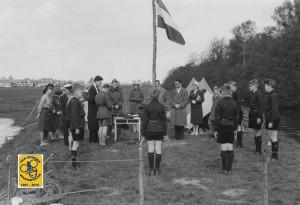 Zwarte Dassenbak in 1959