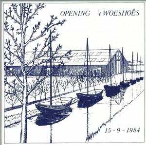 Opening 't Woeshoês