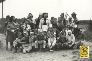 Welpen Pacelli zomerkamp 1946